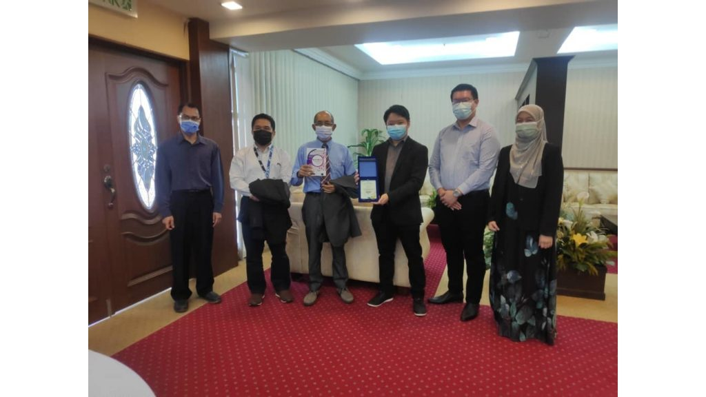 Virtual Conference & Exhibition Ended, More Collaboration To Come with USM